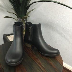 Lucky Brand Bunita Women's Black Rain Boot